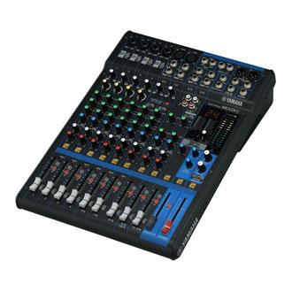 Yamaha MG12XU mixer 12inpt 4 bus usb