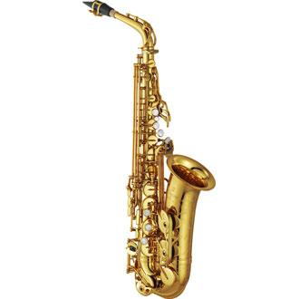Yamaha YAS82ZII Alto saxophone