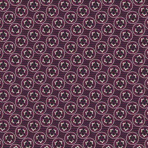 42318-7 Plum Fabric