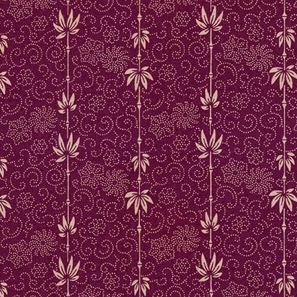 Making Memories Burgundy AZU-18808-95 Jill Shaulis for Robert Kaufman