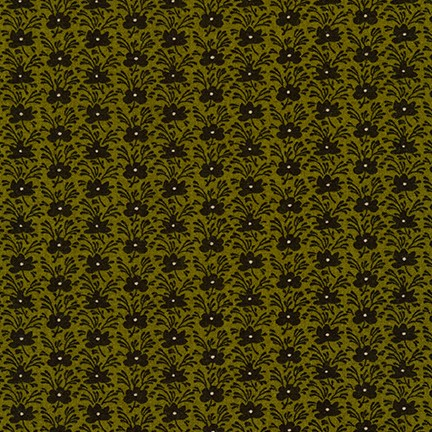 Making Memories Green AZU-18809-7 Jill Shaulis for Robert Kaufman