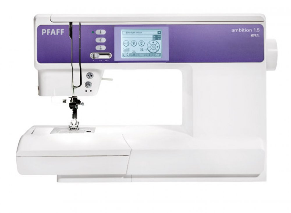 Discover Sewing Atlanta PFAFF Sewing Machines Cool Pfaff Hobby 1122 Sewing Machine